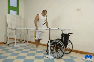 دانلود مطالعات مرکز توانبخشی معلولین جسمی - (www.memarcad.com)