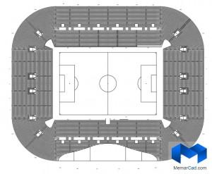 دانلود پلان استادیوم - کامل - (www.memarcad.com) (1)