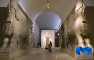 دانلود مطالعات موزه مجسمه و سفال - (www.memarcad.com)