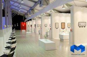 دانلود مطالعات و مبانی نظری نمایشگاه - (www.memarcad.com)