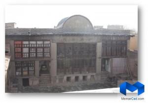 پاورپوینت برداشت خانه فرپور طالبان - (www.memarcad.com)
