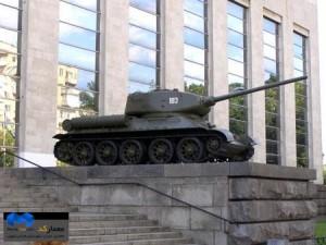 موزه جنگ مسکو - روسیه (www.memarcad.com)