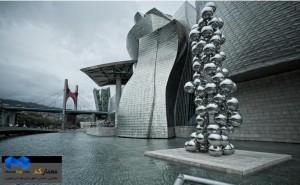 موزه گوگنهایم بیلبائو1-(www.memarcad.com)