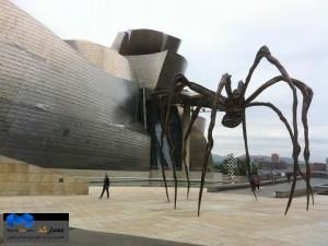 موزه گوگنهایم بیلبائو2-(www.memarcad.com)