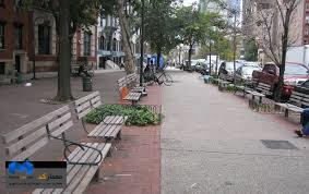 """گذر از """" فرهنگ""""به""""پارکینگ"""" بررسی طرح پیاده راه خیابان صباwww.memarcad.ir"""