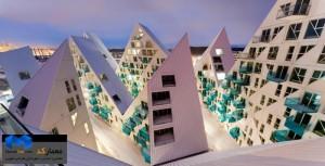 مجموعه کوه یخی در دانمارک2-(www.memarcad.com)