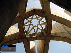 مقبره الشعراي تبريز1 -(www.memarcad.com)