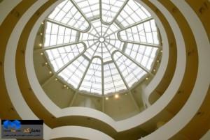 موزهی گوگنهایم نیویورک-(www.memarcad.com