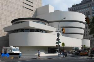 موزهی گوگنهایم نیویورک1-(www.memarcad.com