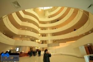 موزهی گوگنهایم نیویورک2-(www.memarcad.com