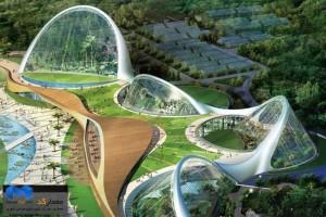 معماری پايدار و نقد آن در حوزه محيط زيست-(www.memarcad.com)